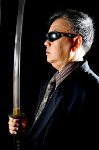 Business Man with katana (vudhikrai FreeDigitalPhotos.net)