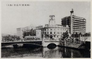 Osaka - Dojimagawa picture 640x417