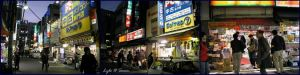 Akihabara shops - Tokyo