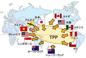 TPP (image source: cas.go.jp)