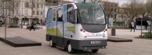 Driverless bus (Actu Environnement)