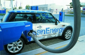 Hydrogen Fuel Car (picture - ORNL)