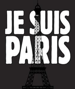 Je suis Paris (Source - BILD.de)