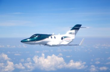 HondaJet HA-420 (Picture - Flightglobal & Honda Aircraft)