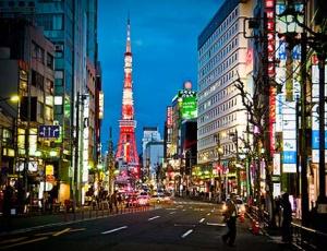 Business in Tokyo (Japan)
