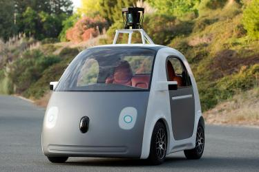 Google-Self-Driving-Car (Picture - Digital Trends)