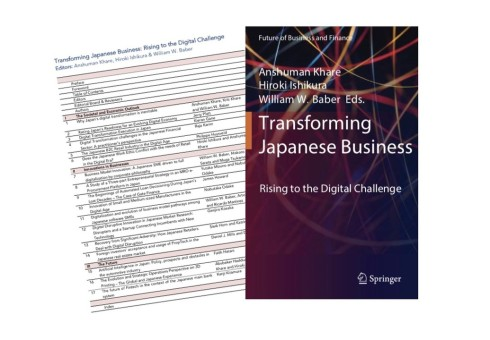"""Transforming Japanese Business: Rising to the Digital Challenge"""